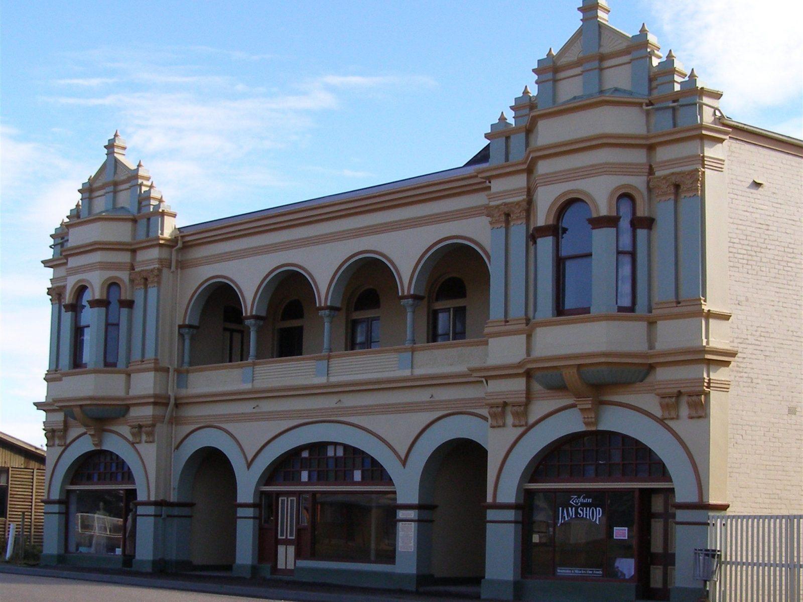 Gaiety Theatre - exterior