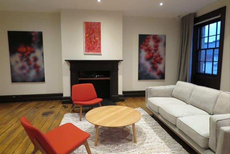 luxury apartment hobart