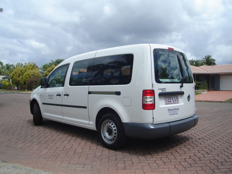 VW Caddy Maxi accessible