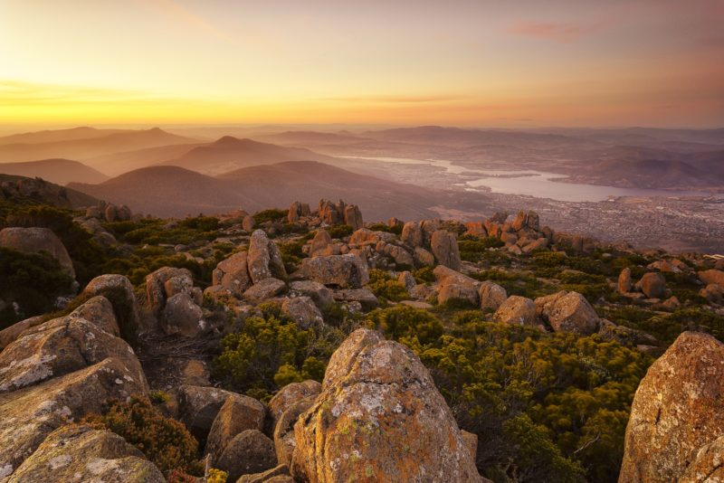 kunanyi Mt Wellington