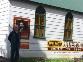 Wilmot Museum exterior