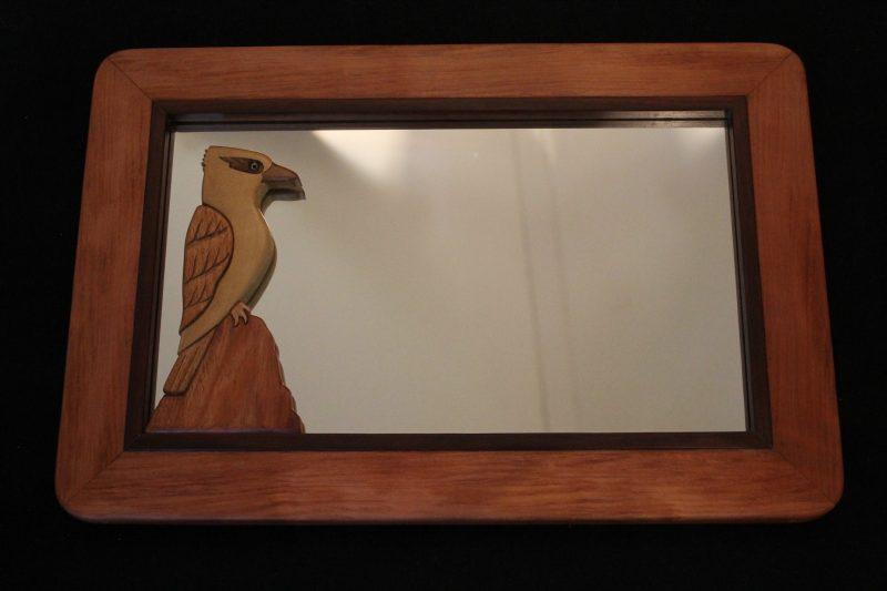 Myrtle and Jarrah,kookaburra is Sassafrass and Blackwood.