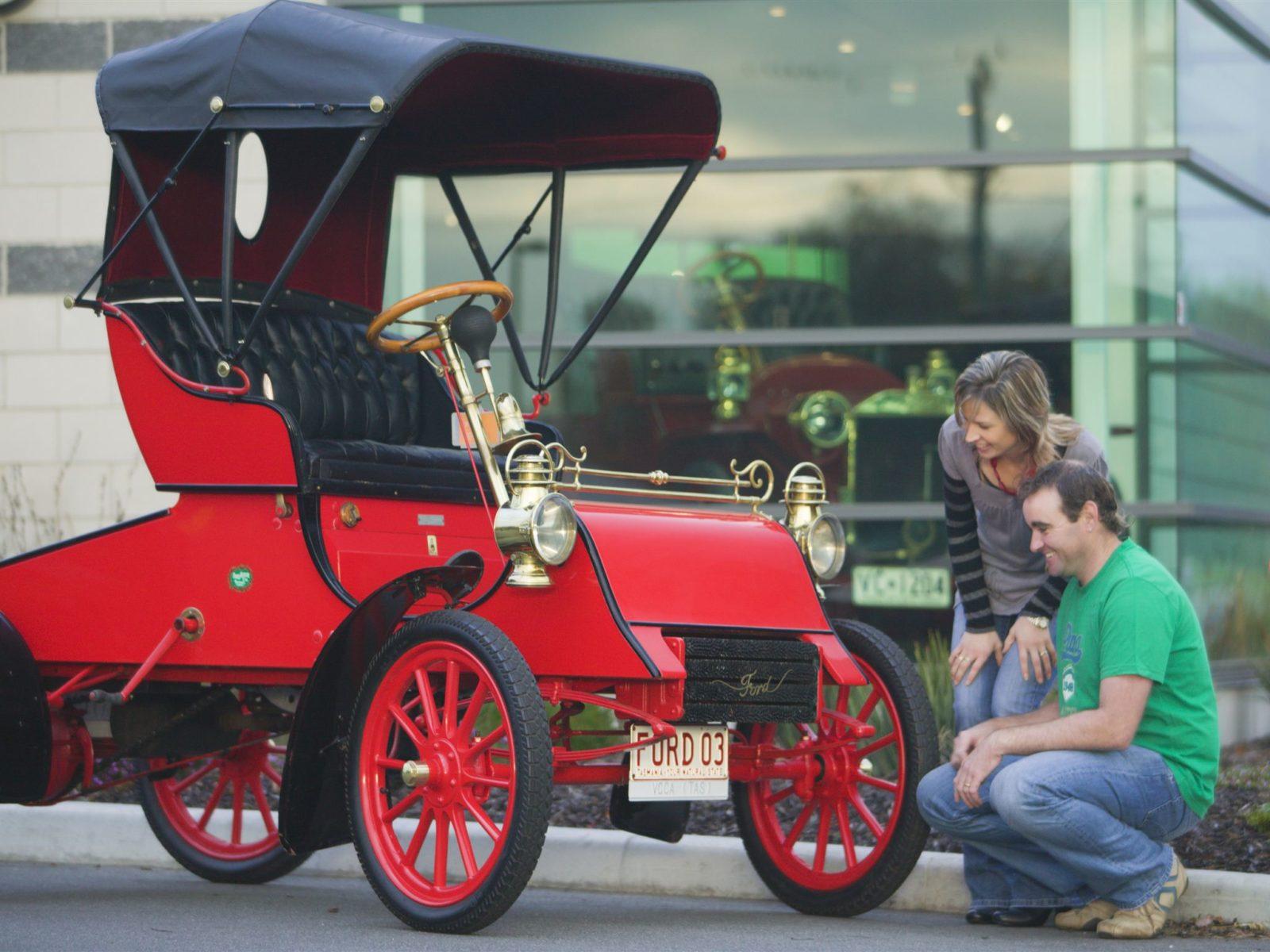 Wonders of Wynyard Veteran Car Museum
