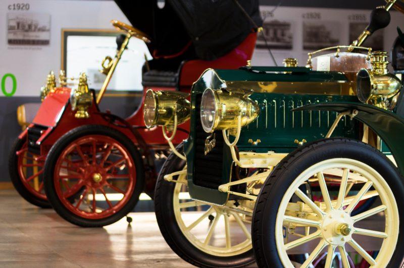 Veteran car Collection