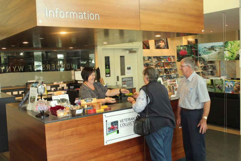 Visitor Information Services