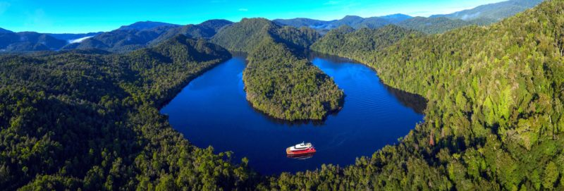 Gordon River Tasmania