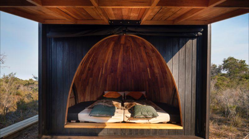 sleeping domes