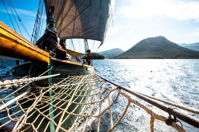 Yukon-Tours, Sailing, Tasmania, Port Davey