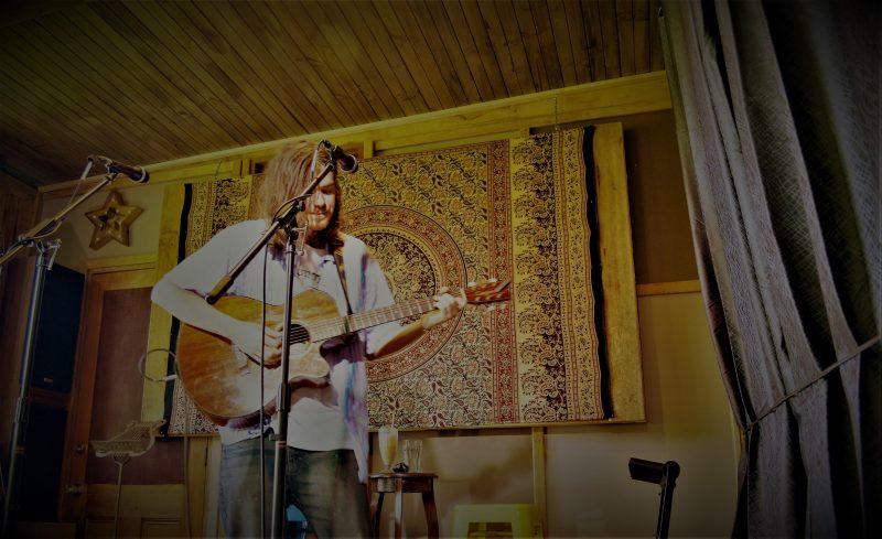 Live from Marakoopa Cafe's music lounge