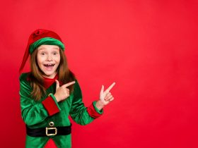 Cheeky Christmas Elves