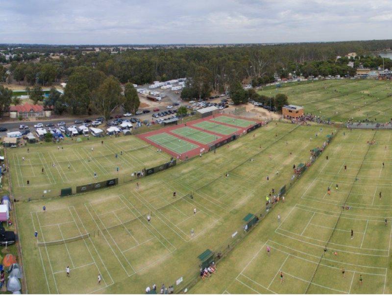 Yarrawonga Tennis Courts