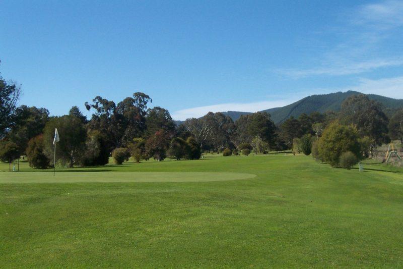 Myrtleford Golf Course