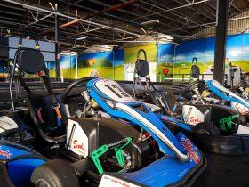 Go Karts at 234 Fun Galore