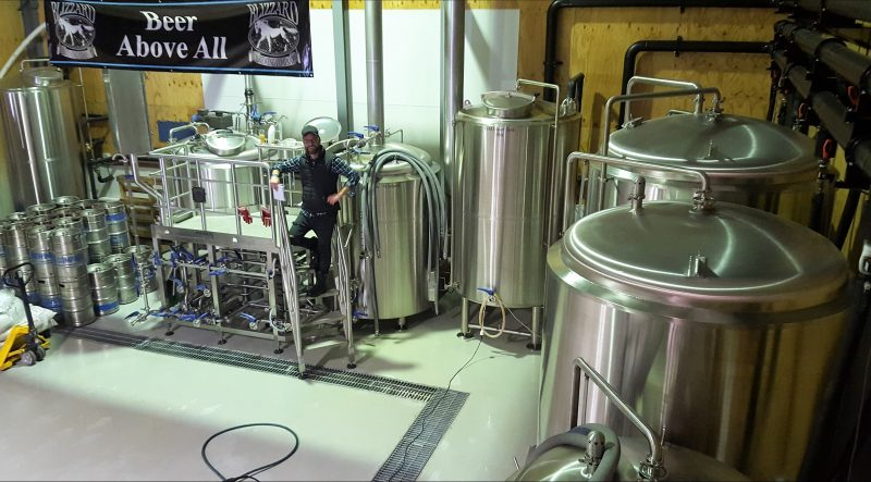 Blizzard Brewhouse