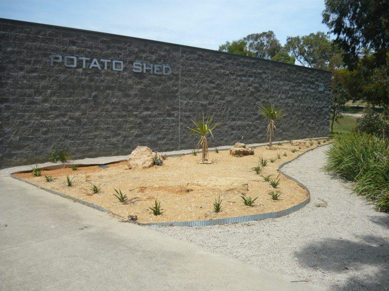 Potato Shed