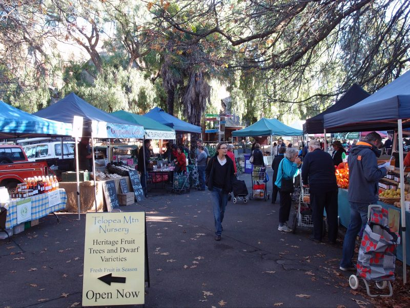 Slow Food at Abbotsford Convent Farmers' Market