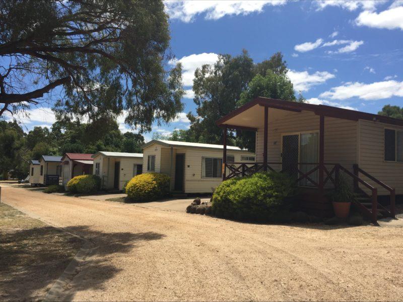 Acacia Caravan Park Cabins