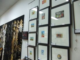 Gallery on Sturt / Accent Framing