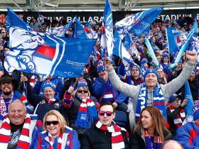 Ballarat fans
