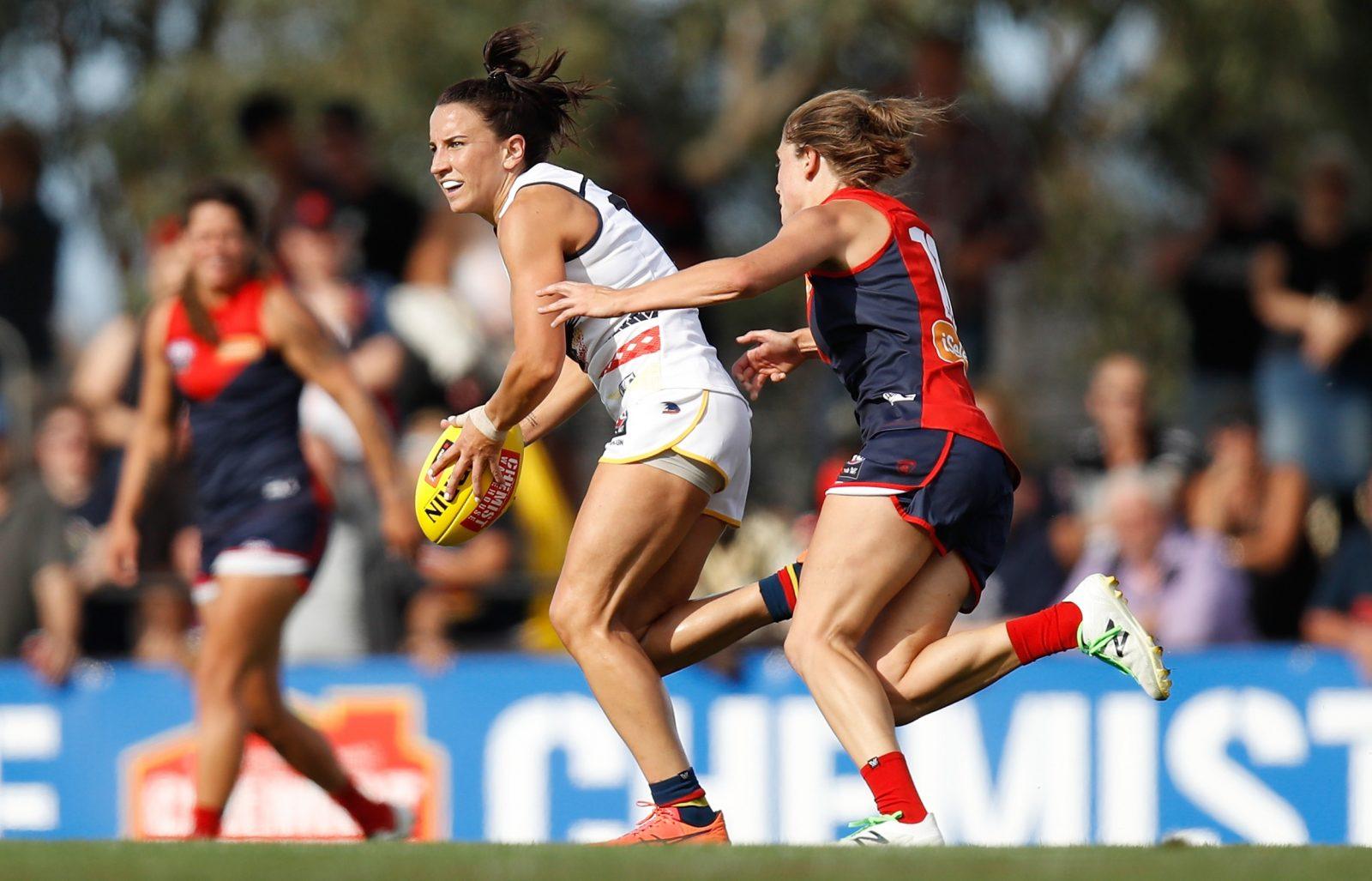 AFLW 3.0 Round Seven: Melbourne v Adelaide Crows