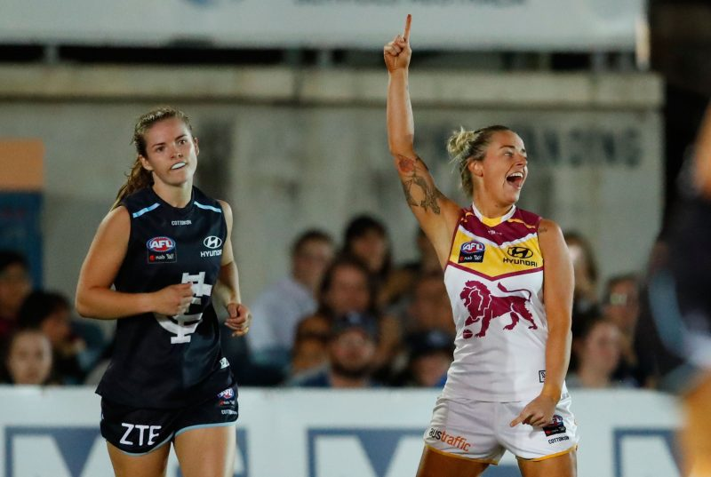 Carlton host the Lions in their final home game of AFLW 3.0