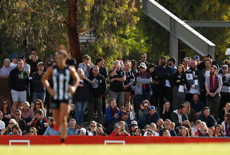 This one of the biggest events on the NAB AFL Women's Competition calendar for 2019