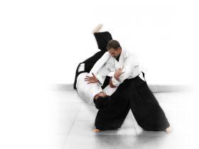 Aikido at Alexandra Community Hub