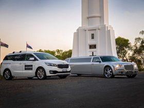 Albury Wodonga Limousines