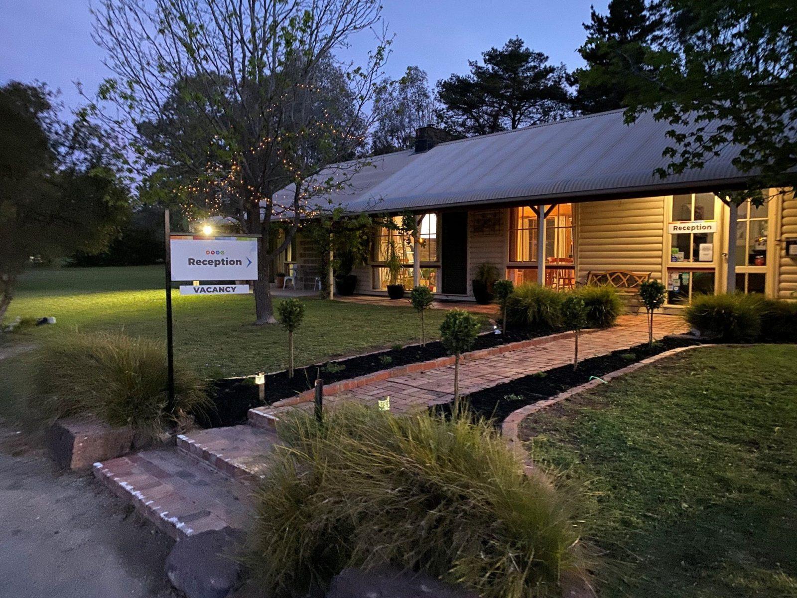All Seasons Mansfield accommodation