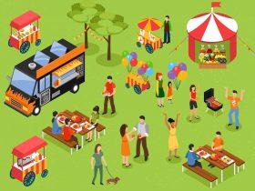 Alma Park Markets