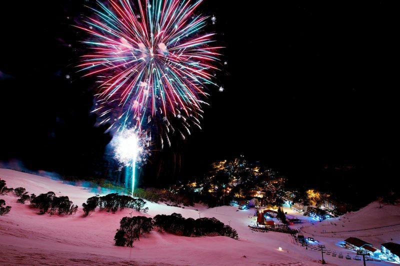 Falls Creek Fireworks