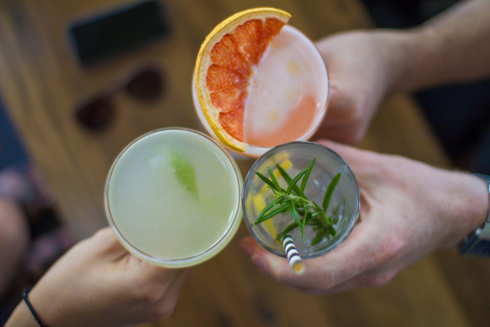 Gin & Tonics and unique house-made cocktails