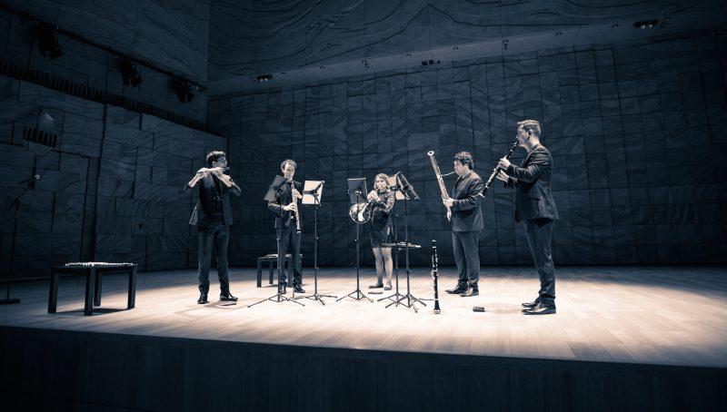 Wind musicians
