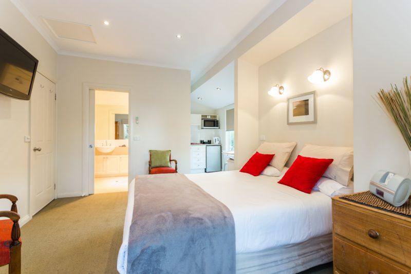 Studio Room with Double Spa Bath En suite, Kitchenette