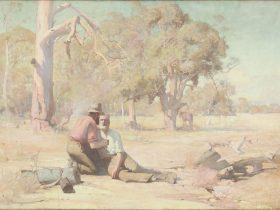 David davies, Under the burden and heat of the day 1891
