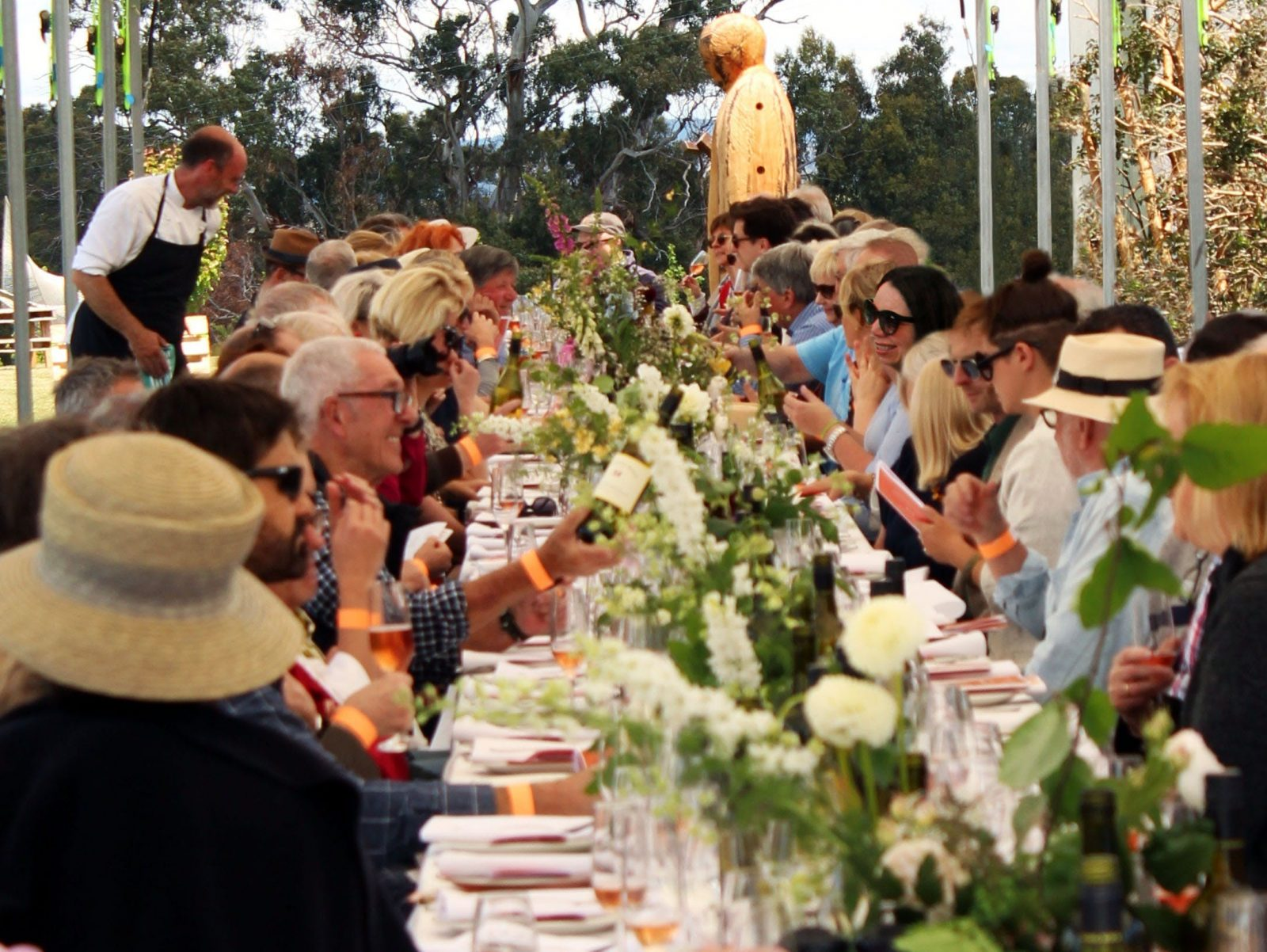 Art in the Vines - Long Lunch image