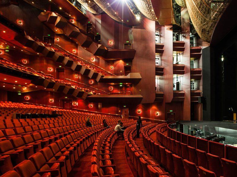 Theatres & Exhibition Tour Arts Centre Melbourne