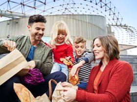 Arts Centre Melbourne Saturday Christmas Market