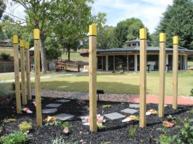 Memorial Garden with Education Centre