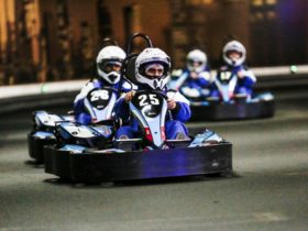 Auscarts carsales gokart event