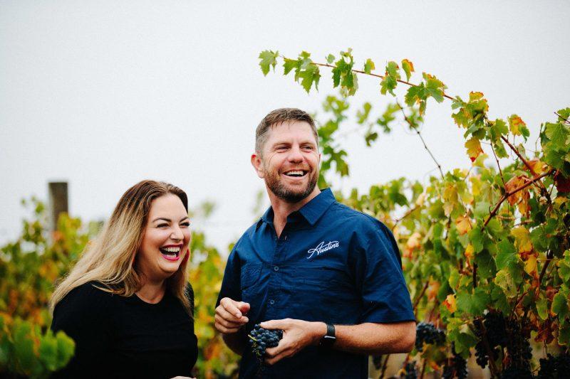 Scott and Belinda Austin