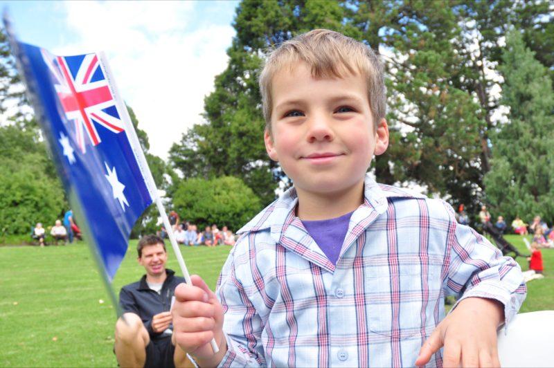 Australia Day Cavendish