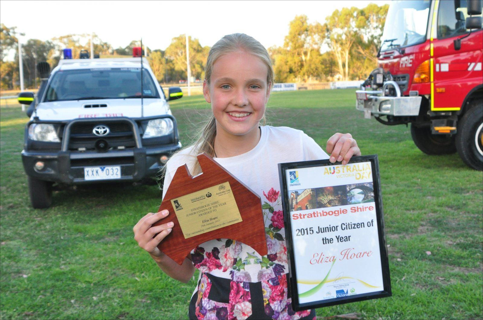 2018 Australia Day Award Ceremony Strathbogie
