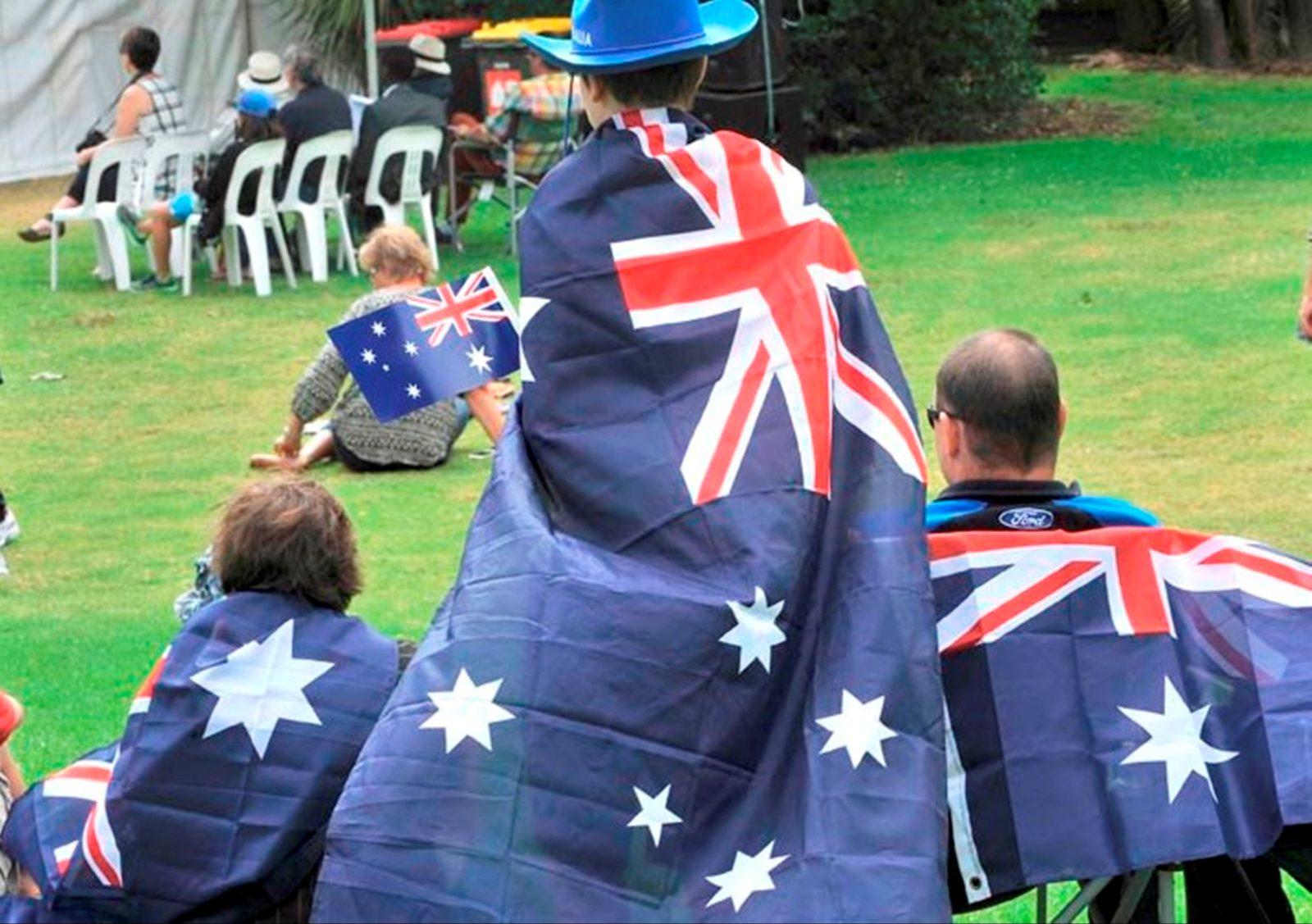 Australia Day Balmoral