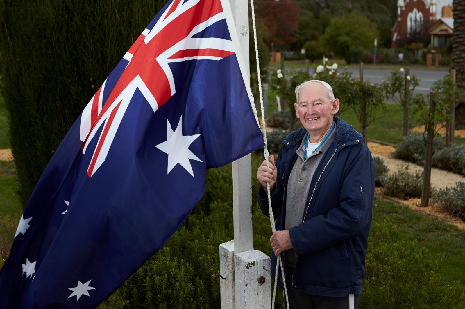 Australia Day, Branxholme