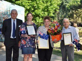 Alpine Shire Australia Day Community Celebrations in Bright