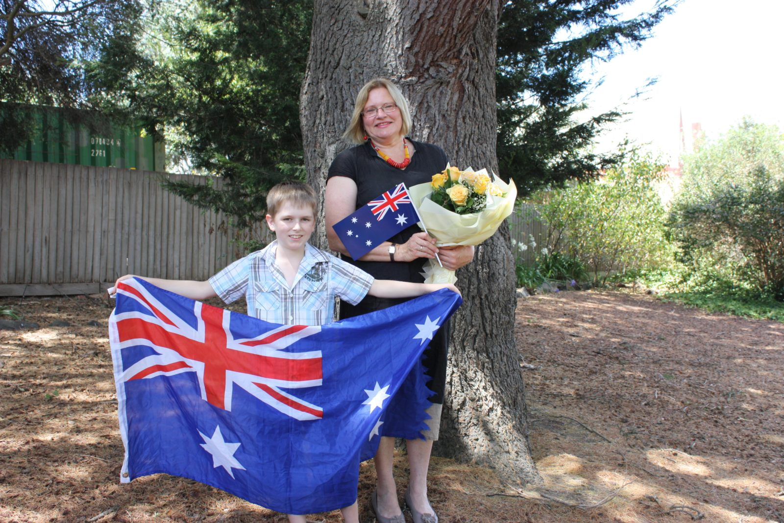 Australia Day Coleraine