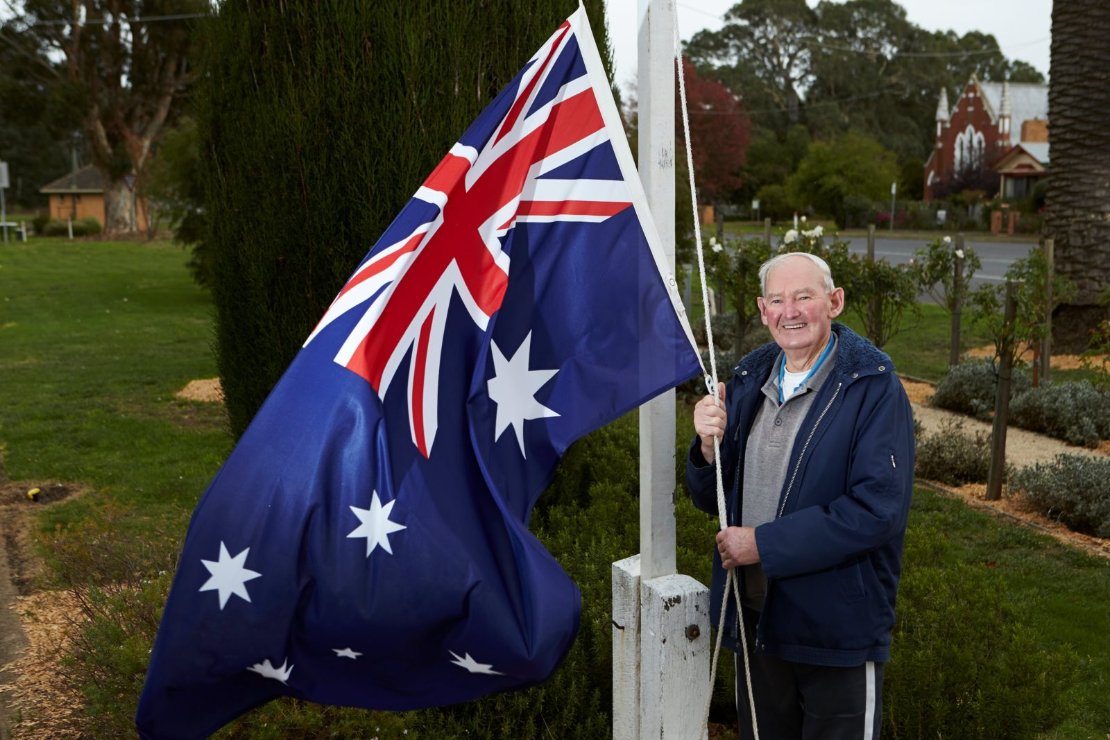 Australia Day Glenthompson