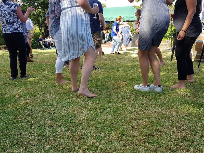 Dance Barefoot