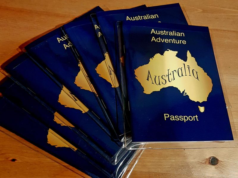 Australian Adventure Passport